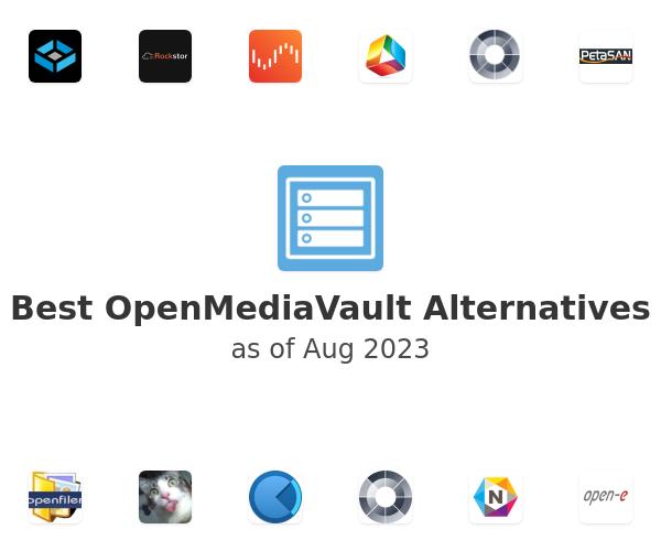 Best OpenMediaVault Alternatives