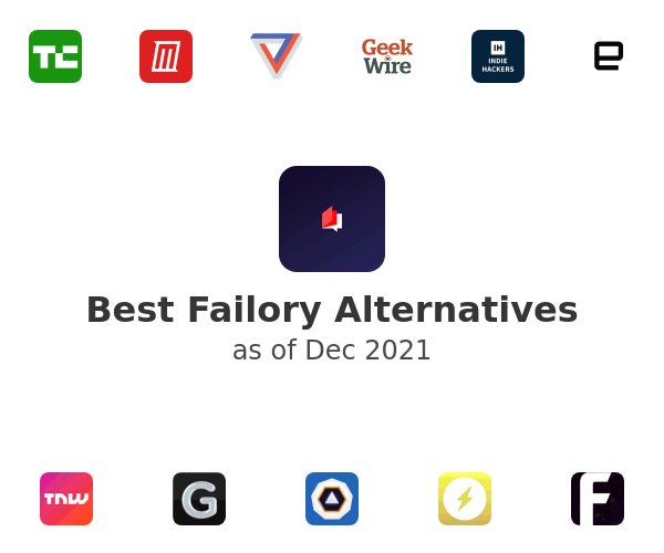 Best Failory Alternatives