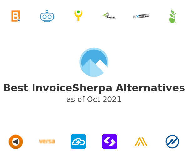 Best InvoiceSherpa Alternatives