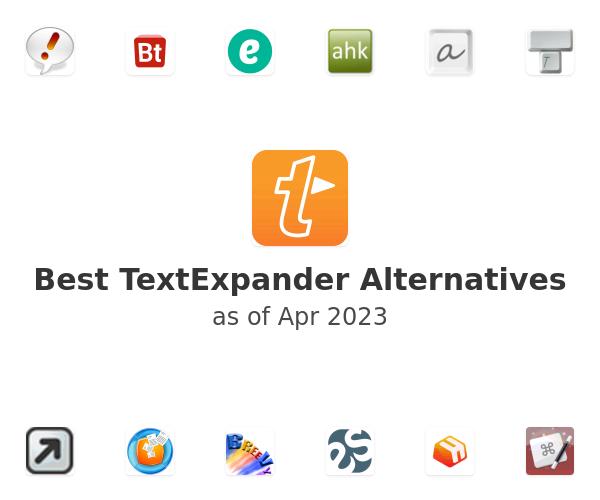 Best TextExpander Alternatives