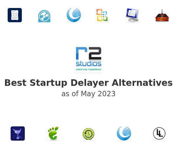 Best Startup Delayer Alternatives