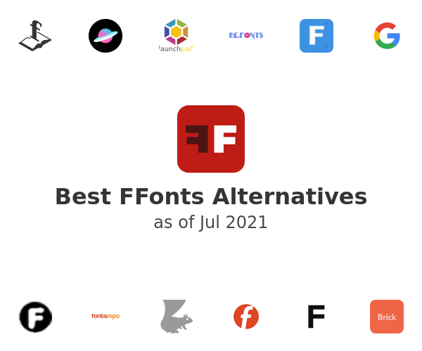 Best FFonts Alternatives
