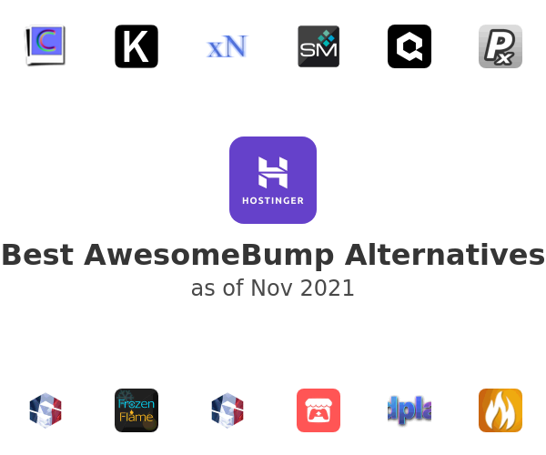 Best AwesomeBump Alternatives
