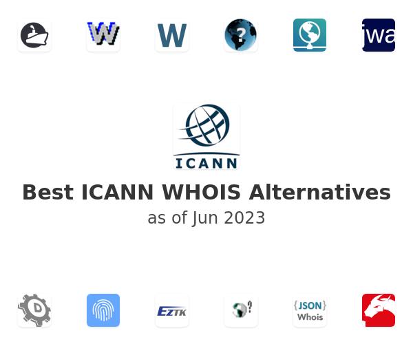 Best ICANN WHOIS Alternatives