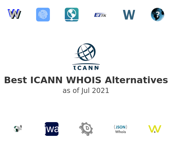 Best ICANN WHOIS Alternatives