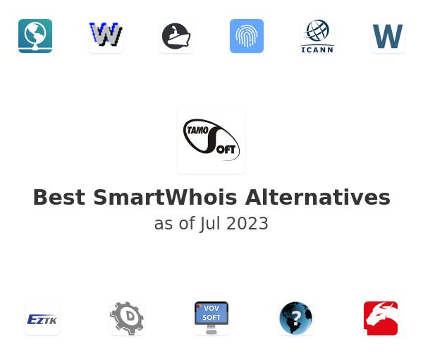 Best SmartWhois Alternatives
