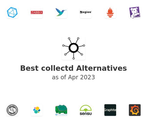 Best collectd Alternatives