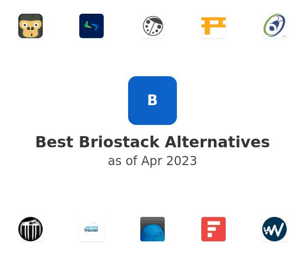Best Briostack Alternatives