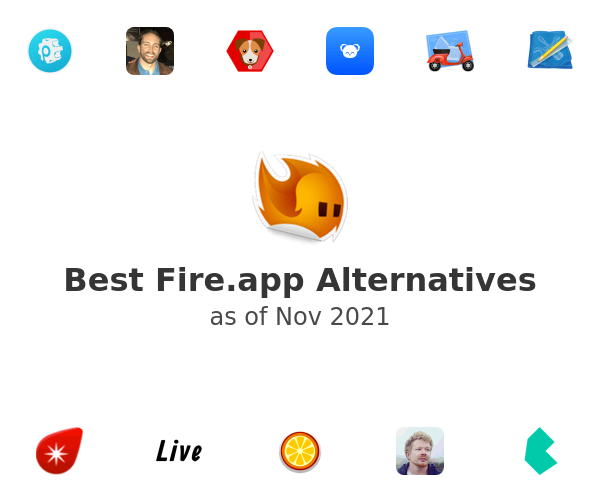 Best Fire.app Alternatives