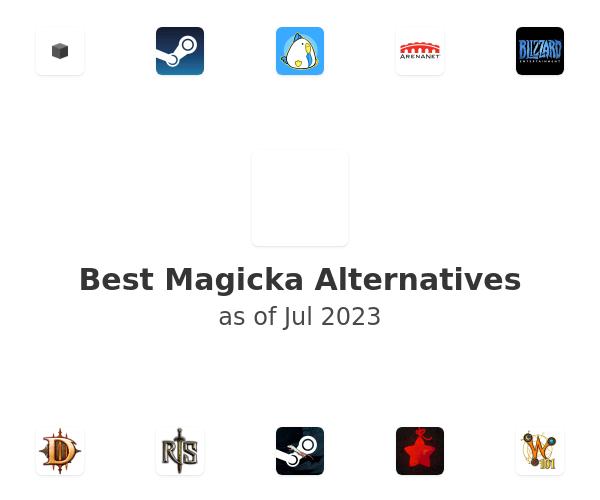 Best Magicka Alternatives