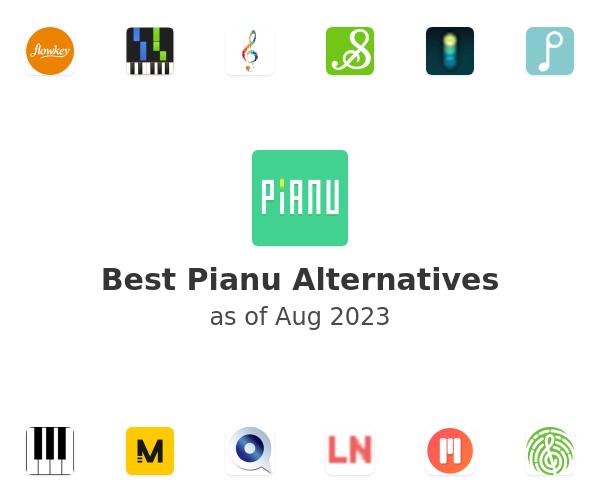 Best Pianu Alternatives