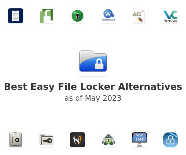 Best Easy File Locker Alternatives