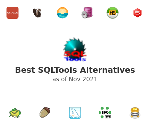Best SQLTools Alternatives