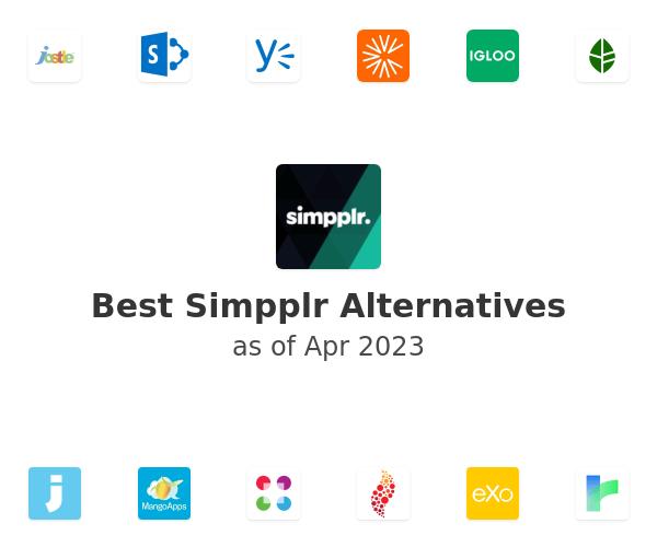 Best Simpplr Alternatives