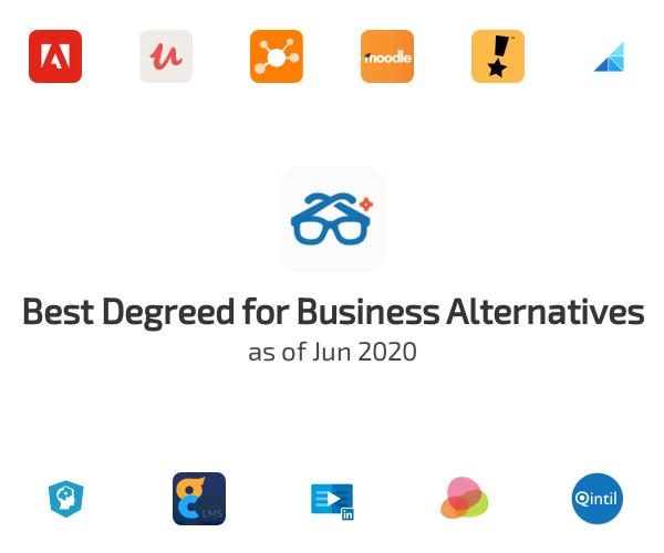 Best Degreed for Business Alternatives