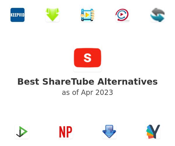 Best ShareTube Alternatives