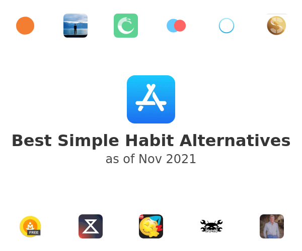 Best Simple Habit Alternatives