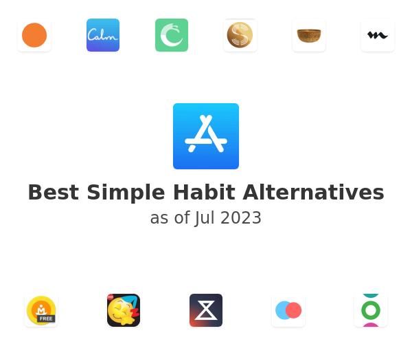Best Simple Habit Alternatives