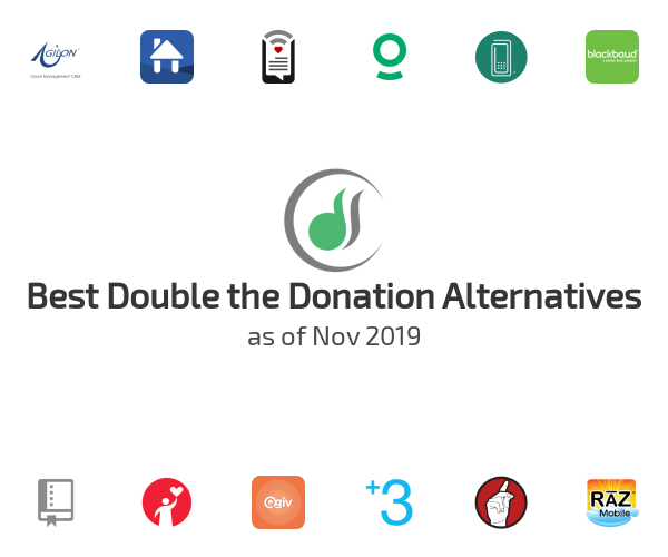 Best Double the Donation Alternatives