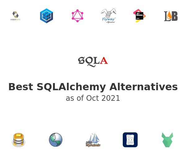 Best SQLAlchemy Alternatives