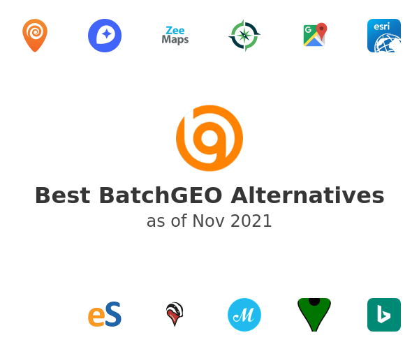 Best BatchGEO Alternatives
