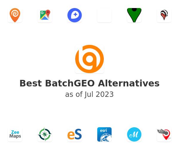 Best BatchGEO Alternatives