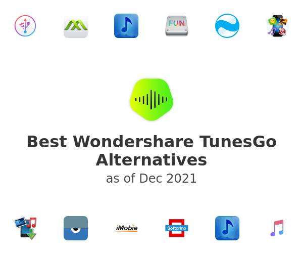 Best Wondershare TunesGo Alternatives