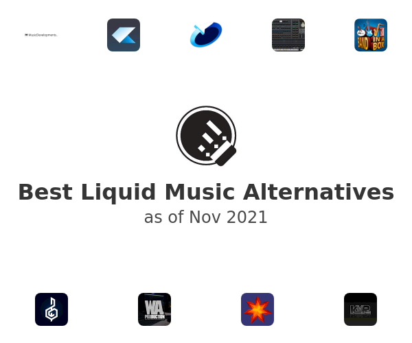 Best Liquid Music Alternatives
