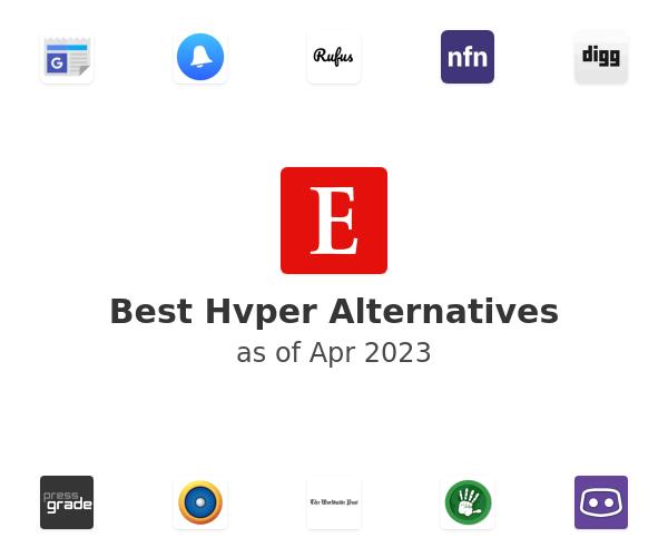 Best Hvper Alternatives