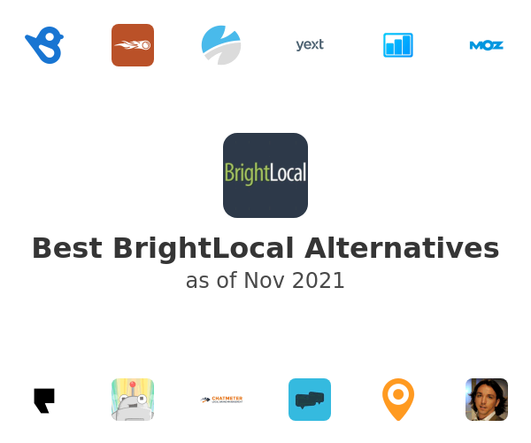 Best BrightLocal Alternatives