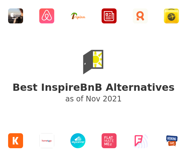 Best InspireBnB Alternatives