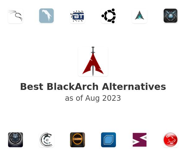 Best BlackArch Alternatives