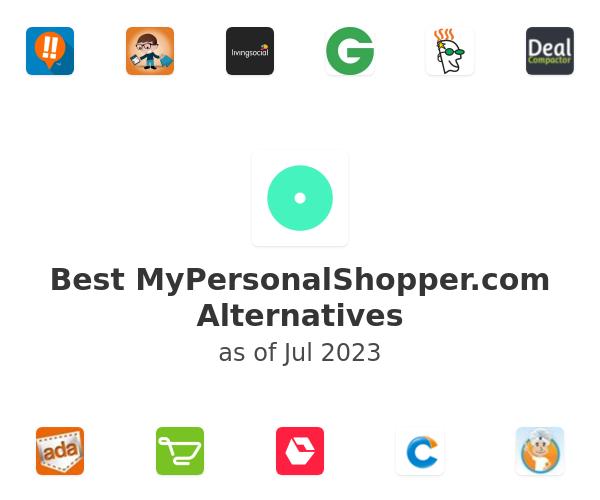 Best MyPersonalShopper.com Alternatives