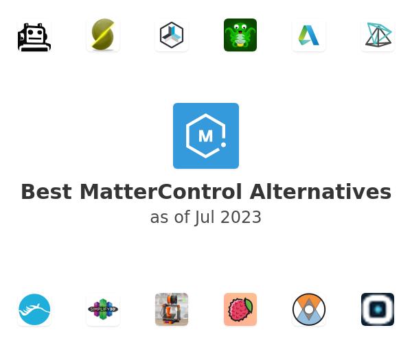 Best MatterControl Alternatives
