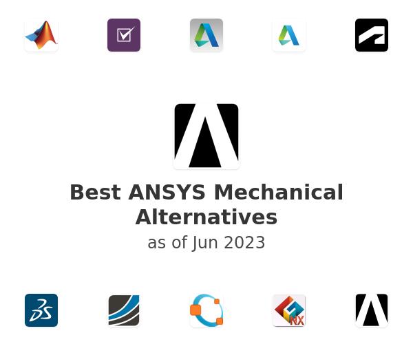 Best ANSYS Mechanical Alternatives