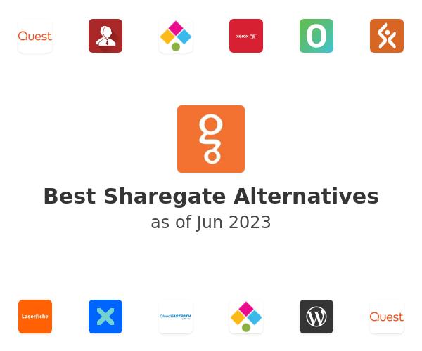 Best Sharegate Alternatives