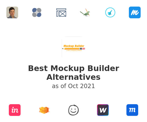 Best Mockup Builder Alternatives