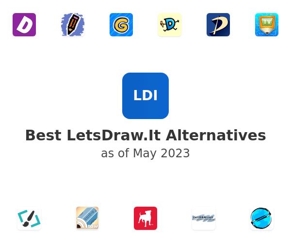 Best LetsDraw.It Alternatives