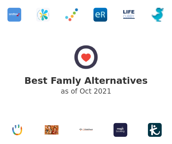 Best Famly Alternatives