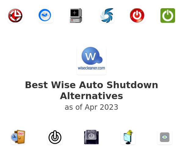 Best Wise Auto Shutdown Alternatives