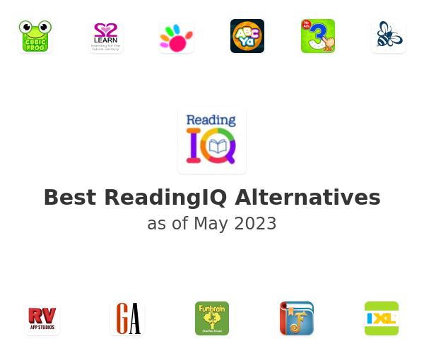 Best ReadingIQ Alternatives