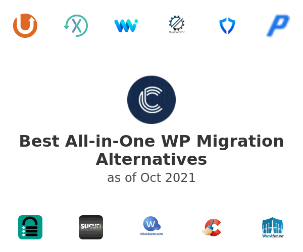 Best All-in-One WP Migration Alternatives
