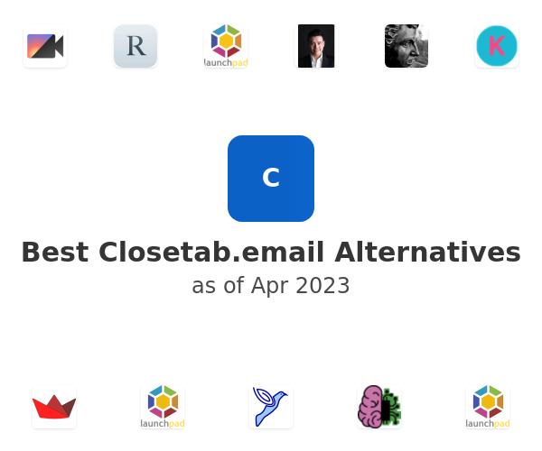Best Closetab.email Alternatives