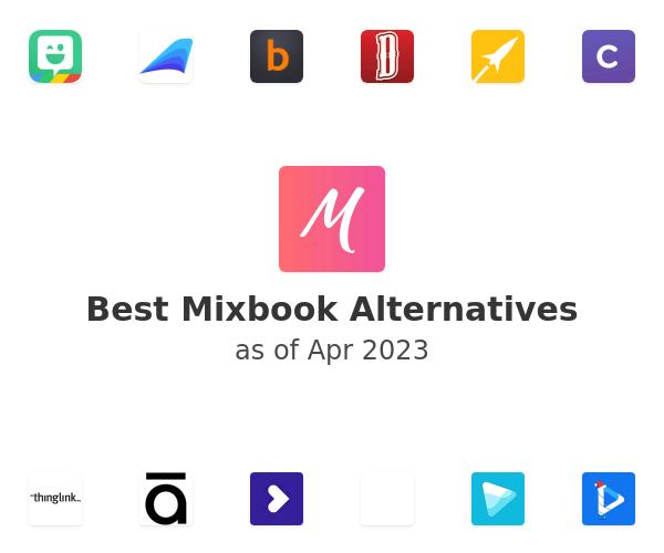 Best Mixbook Alternatives