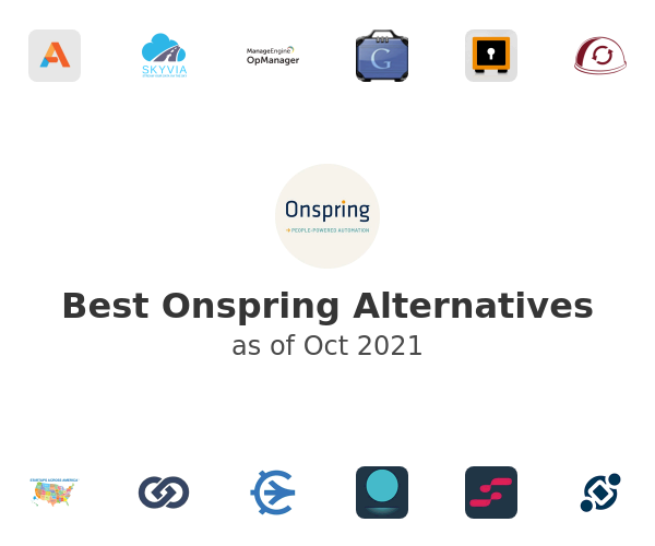 Best Onspring Alternatives