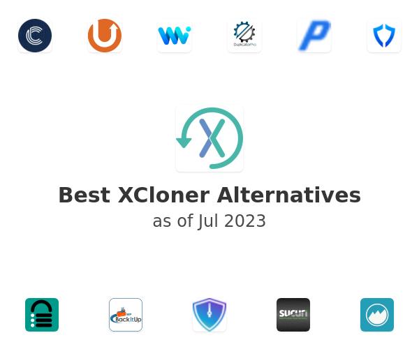 Best XCloner Alternatives