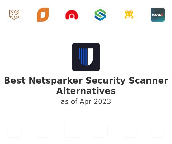 Best Netsparker Security Scanner Alternatives