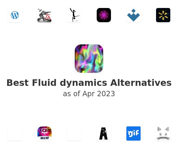 Best Fluid dynamics Alternatives
