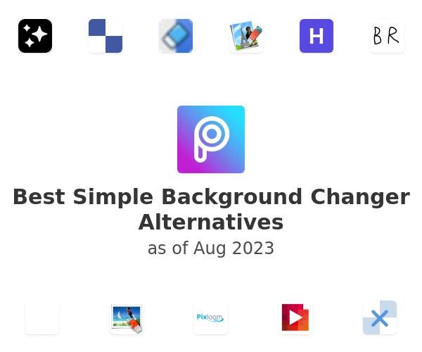 Best Simple Background Changer Alternatives