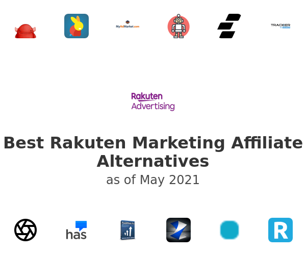 Best Rakuten Marketing Affiliate Alternatives